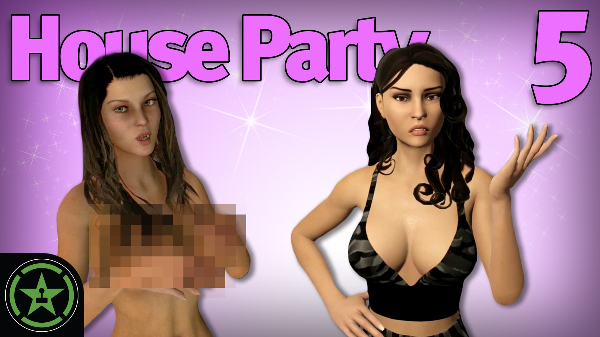 House Party The Game Uncensored