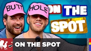 Hats Are Cool! -  40 - On The Spot - Rooster Teeth. e373fb641a5